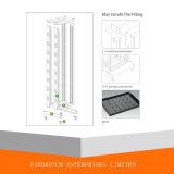 Red de suelo y los datos de Rack armario rack