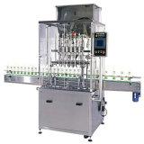 Máquina de etiquetado linear mineral de alta velocidad de la máquina de rellenar del agua de botella