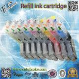 Cartouche d'encre rechargeables avec l'encre pigment pour EPSON STYLUS PRO 3800c de l'encre grand format