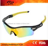 2017 Ciclismo Óculos Moda e Popular Ciclismo óculos Ciclismo Óculos de sol para venda