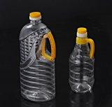 Haustier-Flaschen-Ausdehnungs-Schlag-formenmaschine der Kammer-2000ml zwei halbautomatischer