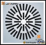 China-Lieferanten-Rückkehr-Luft-Luftauslaß Wechselstrom-Gitter-Decken-Diffuser (Zerstäuber)