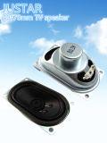 40*70mm 4-32ohm 0.25-3W Fernsehapparat-Lautsprecher mit RoHS