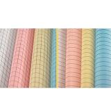 anti tissu 98%Polyester sans poussière statique