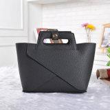 Grande borsa della signora di sacchetto del Tote di modo di capienza sacchetto di cuoio