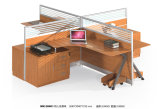 현대 디자인 모듈 목제 똑바른 컴퓨터 테이블