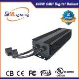 Двойной выход 2*315W растет светлый балласт 630W CMH цифров электронный для напольного