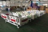 Cama de ICU eléctrica de 5 funciones de Linak (AG-BY003C)