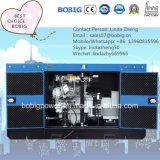 Kangwo中国のエンジンを搭載する400kw 500kVAの無声おおいの開いた発電機