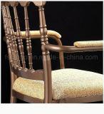 브라운 색깔은 사용된 신랑을%s 팔걸이 나폴레옹 의자를 완료했다 (CG 1631년)