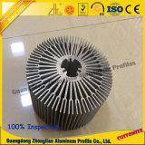 Aluminium Heatsink van het Gebruik van de spoorweg het Industriële