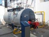 Combustible Gas / diesel / aceite pesado 140bhp caldera de vapor