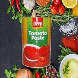 Eingemachtes Nahrungsmittel4.5kg eingemachtes Tomatenkonzentrat