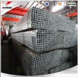 20X20 25X25 al tubo quadrato galvanizzato diametro di 200X200mm fuori