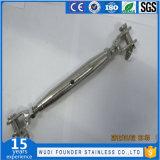 Tourillon de corps de pipe de l'acier inoxydable Ss316