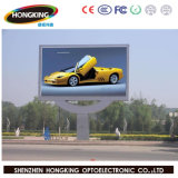Visualizzatore digitale esterno di colore completo P10 LED che fa pubblicità allo schermo di visualizzazione