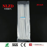 "20 "" des échantillons gratuits d'attaches en nylon/zip ties/attaches de câble"