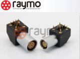 Raymo 1b Epg 2 3 4 5 6 7 conetor do soquete do cotovelo de 8 Pin