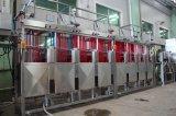 ギフトのリボン承認される連続的な染まるおよび仕上げ機械セリウム