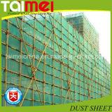 HDPE Aufbau-Netz-Messingöse verstärkt