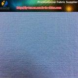 Nylon / Poly Mixta Mocrofiber tela de la raya para la chaqueta individual en Corea