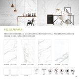 Mattonelle di pietra di marmo bianche di serie 600*1200mm di Carracata per la decorazione interna (ST12601B)