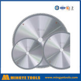 TCT hoja de sierra circular rápido Trabajando por aluminio