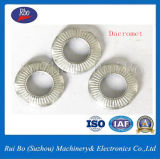 Contact ISO70093 Sn acier la rondelle de blocage