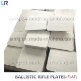 Prix d'usine plat / courbé Plaques d'armure balistique à l'épreuve des balles
