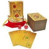 24k goldenes Playingcards