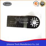 32mm (1-1 / 4 '') Herramienta de oscilación bimetálica de la sierra de la hoja para la madera, metal