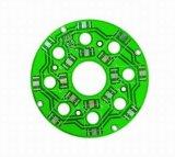 Aangepaste SGS maakte de Flexibele Enige Opgeruimde Afgedrukte Raad van de Kring 600mm&times in reliëf; 500mm