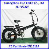 20 polegadas que dobram o pneu elétrico da bicicleta 4.0