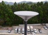Usine de forme ronde de moule 3000 Lumen Lanterne solaire lumière