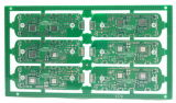 1.2mm Raad van 8 PCB van de Laag Multilayer voor Elektronische Componenten