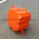 Померанцовый пластичный кубик с высоким качеством популярным в плавучем доке рынка