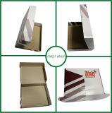 Projetar a qualidade forte corrugada caixa das caixas de transporte da caixa