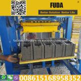 Höhlung-Block-Hersteller-Maschinen-manuelle Ziegeleimaschine-Verkäufe des Afrika-gute Verkaufs-Qt4-24 in Ghana