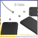 Neuestes ursprüngliches Wsken X-Kabel Mini2 Metallmagnetisches USB-Daten-Kabel