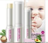 Baume de languette nourrissant d'hydratation de peau de bébé