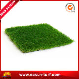 Jardín de césped de hierba de plástico de falsos