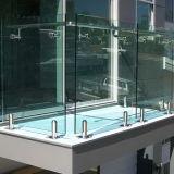 6.38 Ясность и покрашенное стекло самой лучшей безопасности качества прокатанное для конструкции