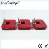 Mini Square 4-Port Hub USB (XH-HUB-004)