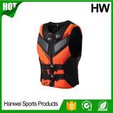Морской Китая спасательный жилет напечатанный поставщиком или Kayaking (HW-LJ018)