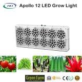 450W Apolo 12 LED crecen ligeros para el invernadero comercial