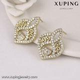 63109 Reeks van het Huwelijk van de Koning Zircon van de Juwelen van de Manier van de luxe 14k de Goud Geplateerde