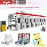 Печатная машина Gravure алюминиевой фольги рельса asy-G компьютеризированная серией