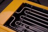 Gril électrique commercial de BBQ d'acier inoxydable de gril de BBQ de prix concurrentiel (double tête)