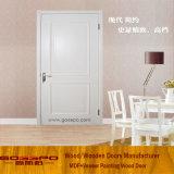 中国製ヨーロッパの白MDFのドアデザイン(GSP8-033)