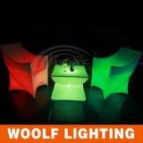 2016 새로운 발명품 옥외 LED 점화 의자